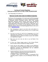 modified-nsw-hillclimb-championship-rules-30-09-2020