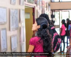 Department of Business Administration chala Ruu 2015 art exhibition (109)