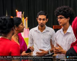 Department of Business Administration chala Ruu 2015 art exhibition (12)