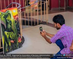 Department of Business Administration chala Ruu 2015 art exhibition (61)