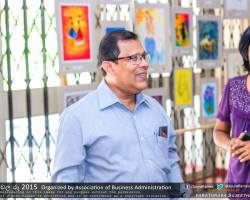 Department of Business Administration chala Ruu 2015 art exhibition (8)