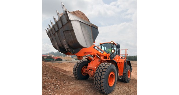 New Doosan & Bobcat Equipment at Hillhead 2016