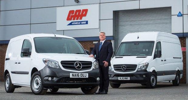 GAP's analysis drives first Mercedes-Benz Citan orders