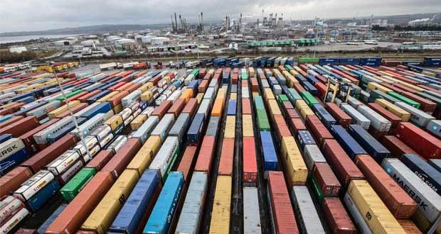 Port of Grangemouth investment continues with the purchase of Straddle Container Carriers for Container Terminal