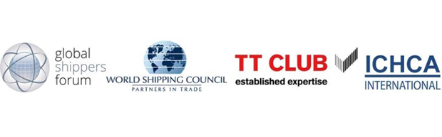 World Shipping Council TT Club International Cargo Handling Coordination Association Global Shippers' Forum releases second FAQ document on container weighing