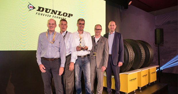Goodyear recognises the quality its service providers deliver to fleet operators