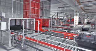 Advances in warehouse automation from Gebhardt-ECS