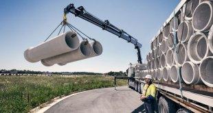Hiab launches new HIAB X-HiPro 558 loader crane for three-axle trucks