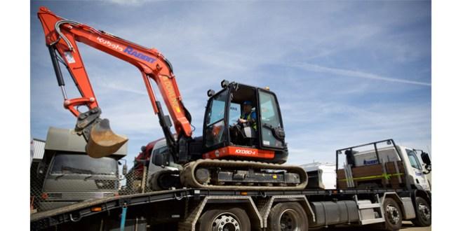 Lister Wilder supplies new Kubota fleet at Rabbit & Dowling