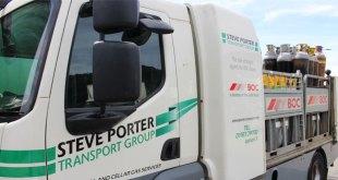Steve Porter Transport celebrates explosive 30 year partnership