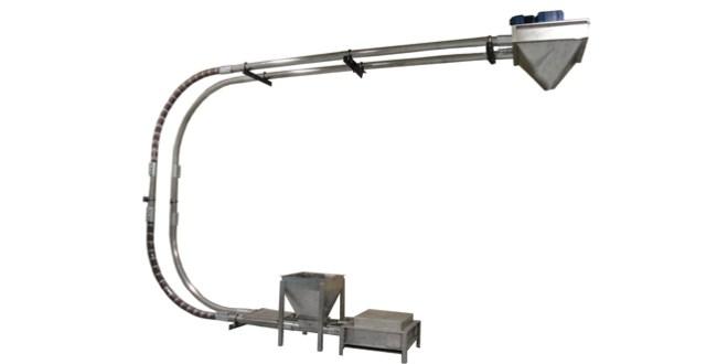 Spiroflow announces hygienic heavy duty chain drag conveyor for the food industry
