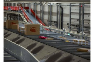 BEUMER Group awarded contract for automated parcel sortation system for Relais Colis