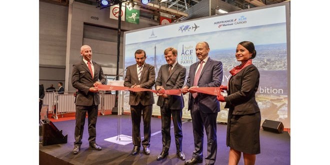 Regulators join air cargo leaders to pledge closer global cooperation as TIACA ACF opens in Paris
