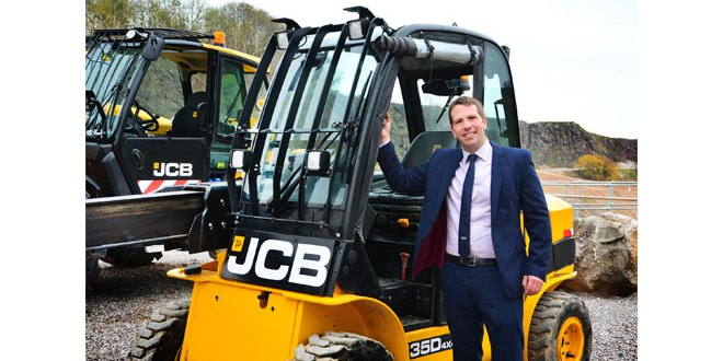 7 Top Tips to being safe and productive by David Banks – Waste & Recycling Sector at JCB