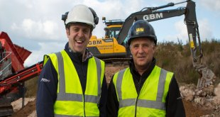 Recycling company GBM UK looks forward to year-round production thanks to new plant
