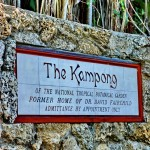 The Kampong Botanical Garden