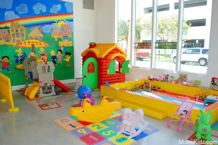 Planet kids indoor playground miami kids activities for Indoor play activities