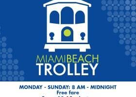 Free North Beach Trolley service