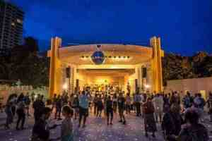Dance Band Night at North Beach Bandshell