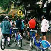 Free historical bicycle tours in Coconut Grove
