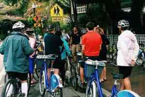 Coconut Grove Bicycle Tour