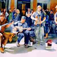 Free art exhibit, live music and more in Coral Gables