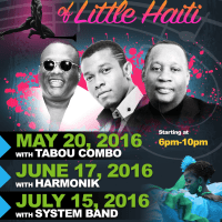 Sounds of Little Haiti