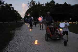 Free Ludlam Lights walk