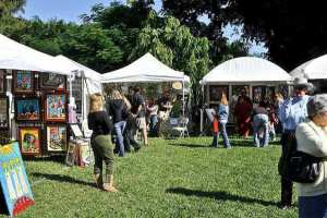 Free Fine Arts Festival at Pinecrest Gardens