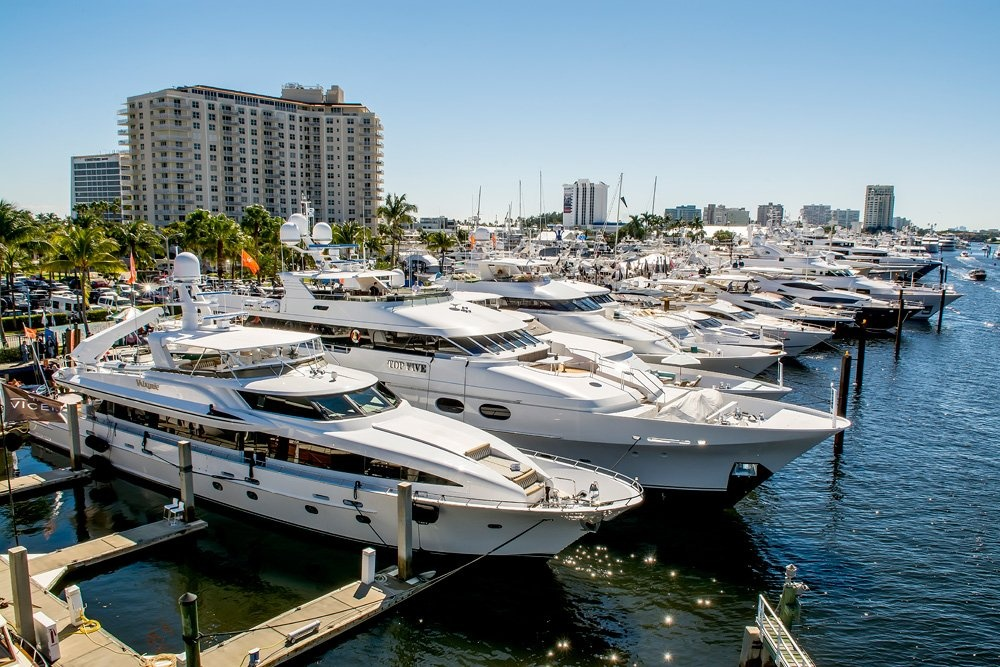 fort lauderdale boat show