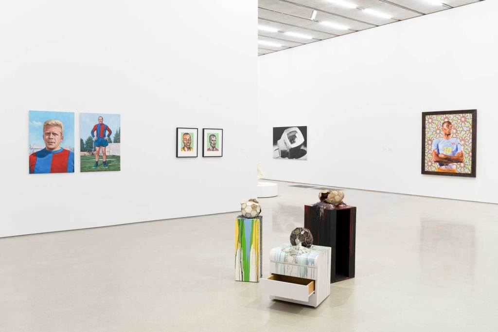 The World's Game: Fútbol and Contemporary Art