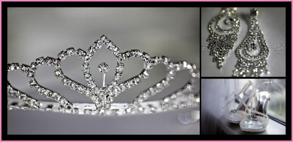 Jewerly for the wedding of a Princess