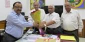 MIA Welcomes Divisional Commissioner Shri Anupkumar