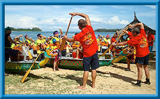 sail in asia MICE  teambuilding dragonboat