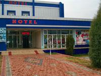 Гостиница Дангара
