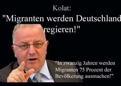 Deutschland Ende