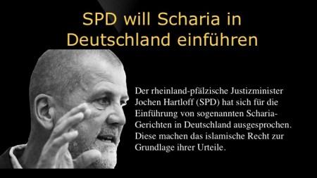 Scharia fuer Deutschland