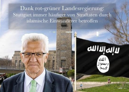Stuttgart Migrantenkriminalitaet