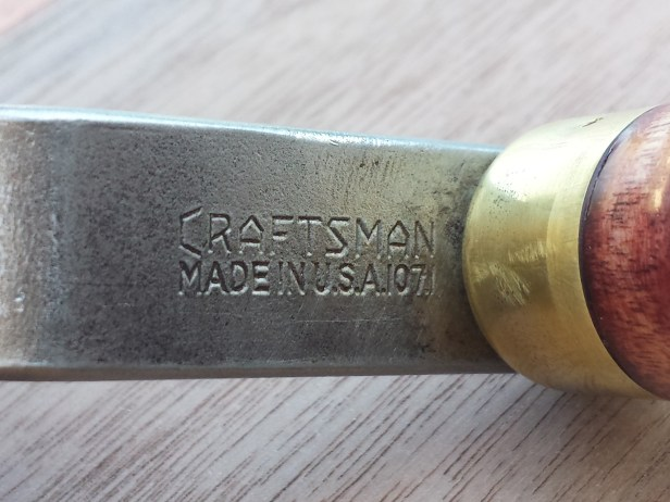 CRAFTSMAN / MADE IN USA 107.1