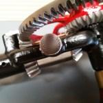 Speed shifter knob