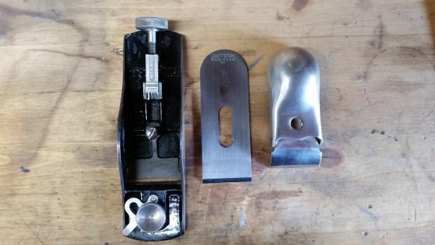 Craftsman 3732 disassembled.