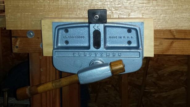 Craftsman 506-51890 Woodworking Vise