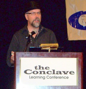 Michael Brandvold Speaking at The Conclave
