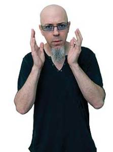 Jordan Rudess of Dream Theater