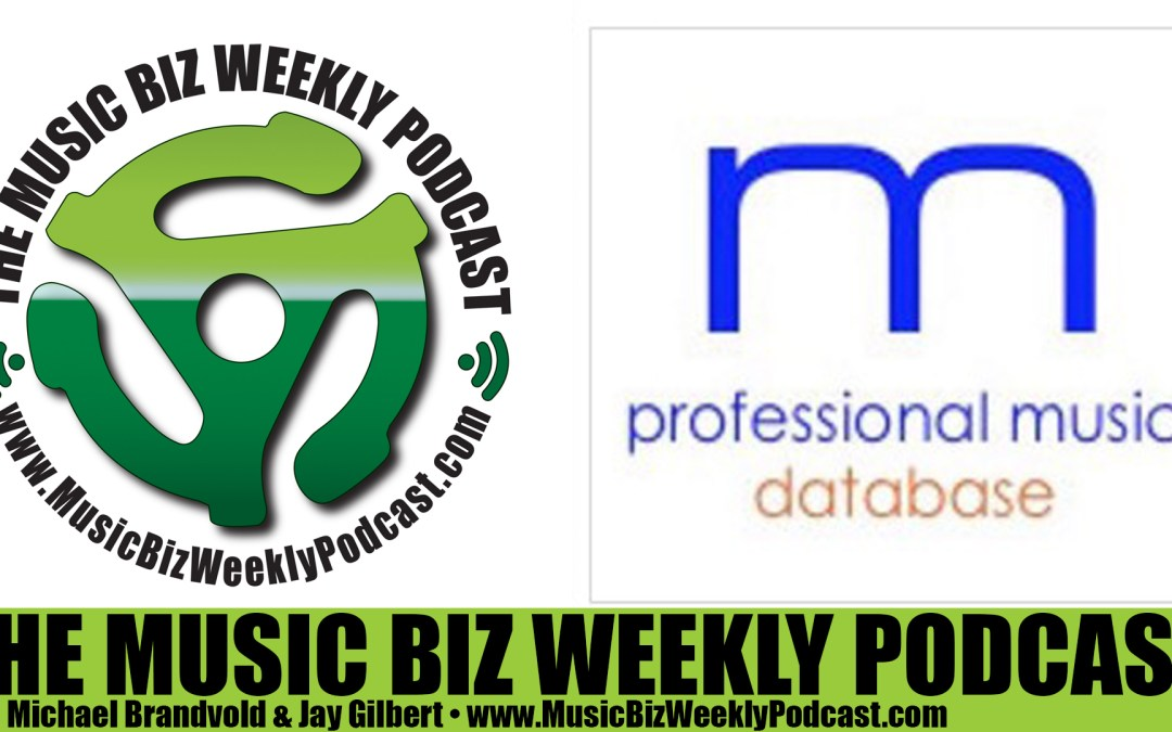 Ep. 213 Professional Music Database It's Needed to Preserve Music History