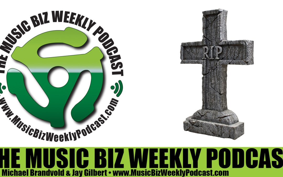 Ep. 221 Rock and Roll Is Dead Article, a Great Opinion Piece but Weak on Facts.