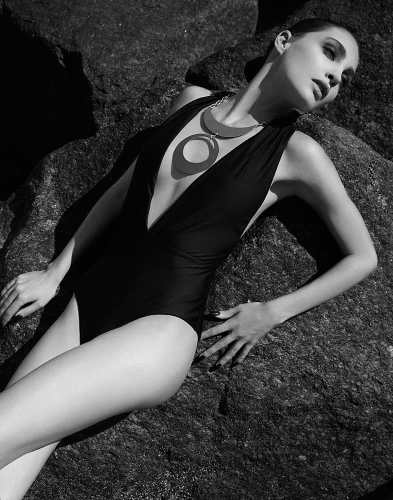 Underwater Fine Art Photography Michael David Adams Photographer Limited Edition Fashion return to the sea