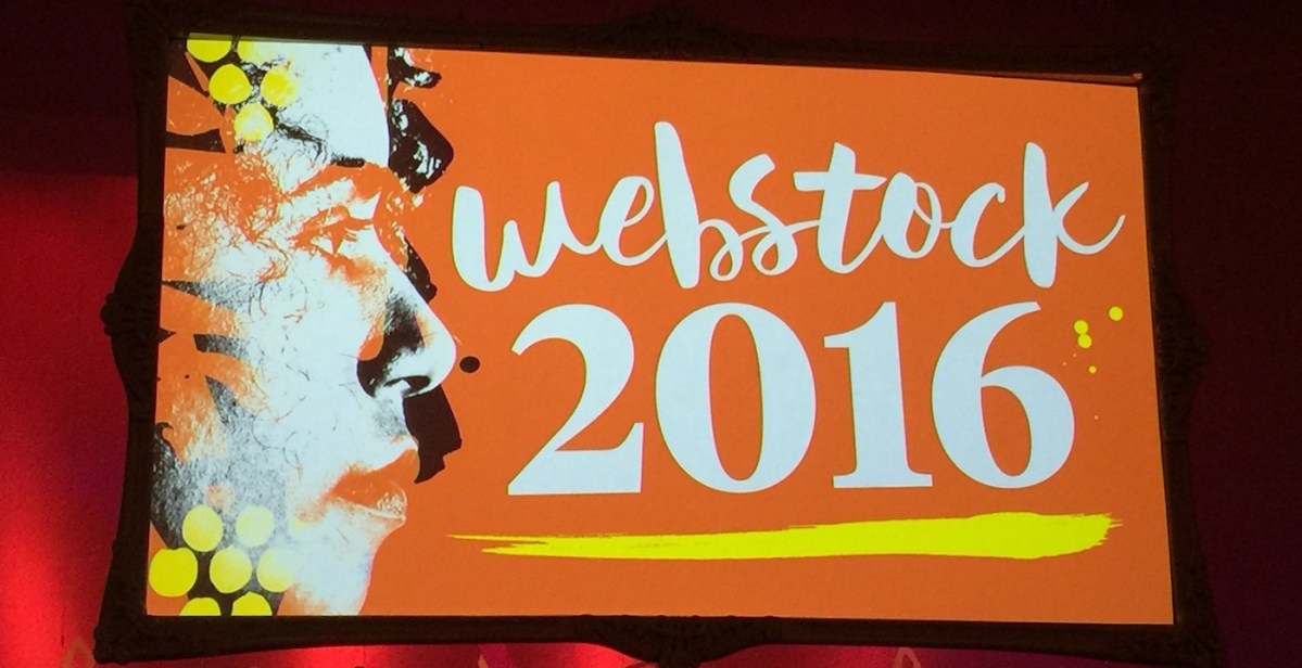 Webstock 2016 – Celebrating the web's values
