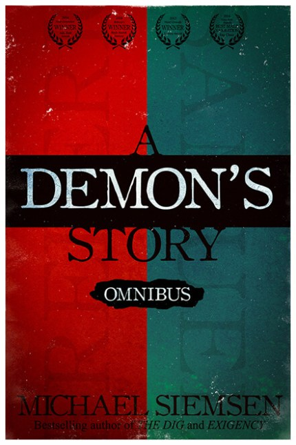 A Demons Story Omnibus by Michael Siemsen