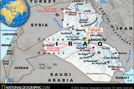 iraq20map20jpg cia iraq map